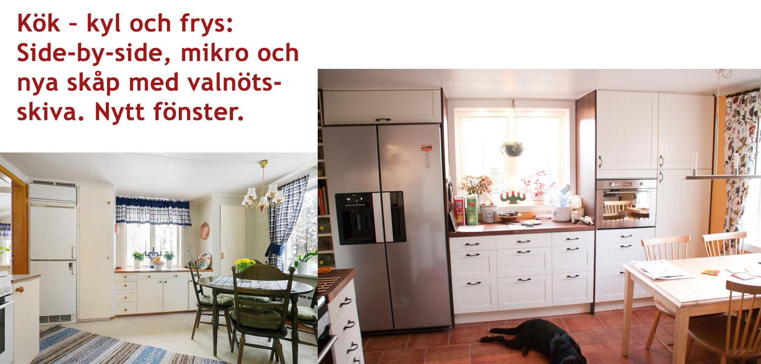 Dekorlist Kok Ikea : kok stora kakelplattor  studio karin FoRNYA DITT BEFINTLIGA KoK